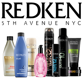 redken hair productds