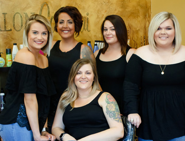 salon cambrai - mchenry hair salon stylists