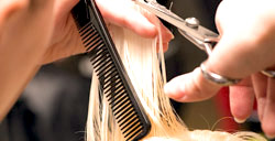 hair services at salon cambrai